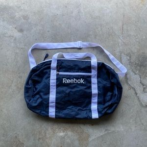 Reebok Small Duffle Bag - 1990s